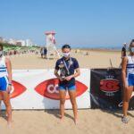 Campionati Italiani Coastal Rowing: i campioni d'Italia Junior nel beach sprint