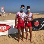 Rowing beach sprint: lo spettacolo delle finali Senior chiude i Tricolori di Lignano