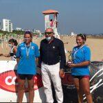 La Canottieri TeLiMar con Elena Armeli e Violante Lama è Campione d'Italia di Coastal Rowing
